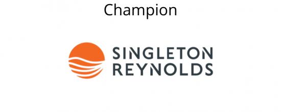 Singleton wide