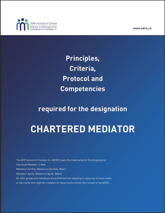 ADRIC C.Med Criteria