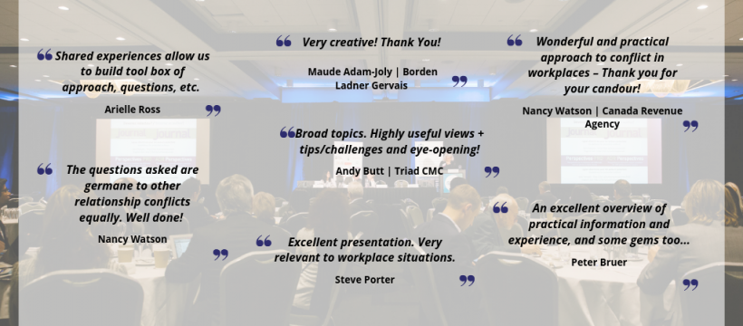 ADRIC 2018 Testimonials EN1